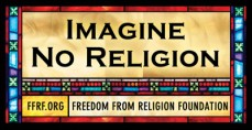 Imagine No Religion - FFRF Billboard
