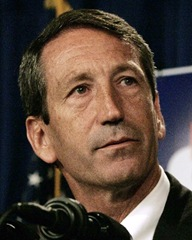 South Carolina Governor Mark Sanford (R)