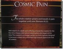 Cosmic Pain!