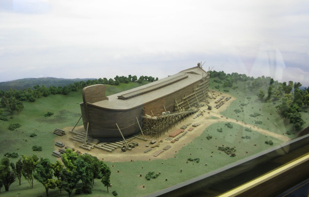 Creation Museum Part 5 Rationality Now