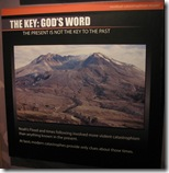 God's Word is the key to post-flood catastrophes