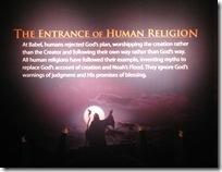 Human Religions