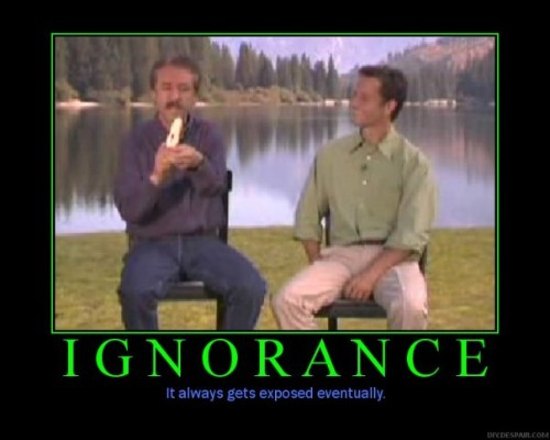 ignorance-poster