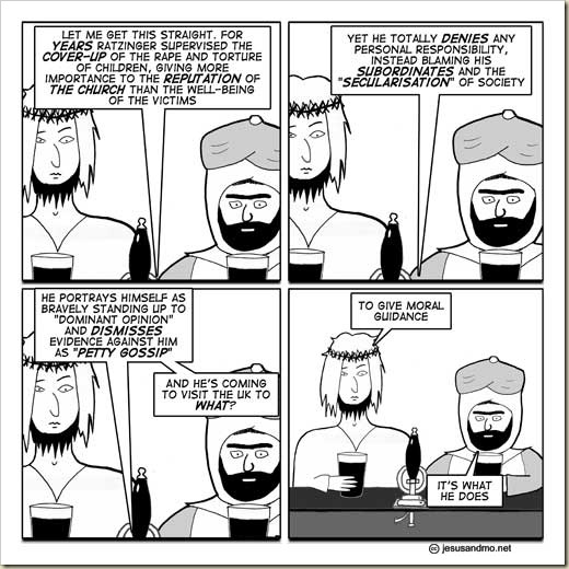 Jesus and Mo - Visit