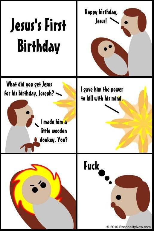 Jesus's First Birthday